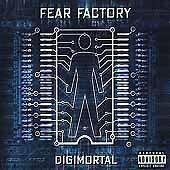 Fear Factory - Digimortal [PA]  (CD, Apr-2001, Roadrunner Records)