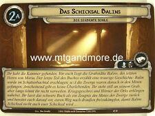 Lord of the Rings LCG - 1x Das Schicksal Balins  #068 - Khazad-Dum
