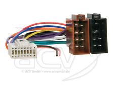 Alpine 16 pin polos autoradio Radio Adaptador Conector ISO Radio Adaptador Cable