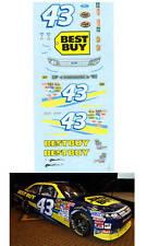 #43 BEST BUY  1/64 scale decal AFX Tyco Lifelike Autoworld