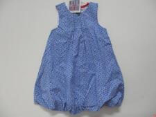 Salt & Pepper Kleid Ballonkleid Punkte NEU 73120299 blau