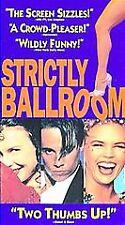 Strictly Ballroom [VHS] Paul Mercurio, Tara Morice, Bill Hunter, Pat Thomson, G