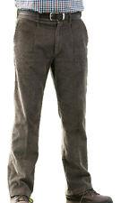 CHAMPION Truro Da Uomo Classico Singolo con Piega sul Davanti Cotone Velluto a Coste Pantaloni 3431