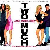 Two Much Michael Camilo OST Soundtrack Cassette NEW