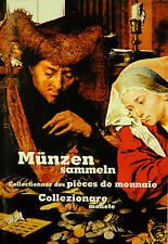 * Münzen sammeln, Collectioner des pièces de monnaies, Collezionare monete