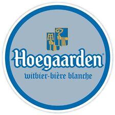 """Hoegaarden Beer Vinyl Sticker Decal 4""""x4"""" Car Bumper Laptop Toolbox"""
