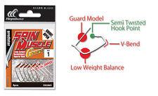 Confezione Ami Hayabusa Spin Muscle Guard