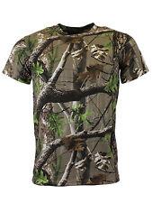 Juego Trek Camo Camuflaje Ejército Camiseta Manga Corta Top Camuflaje Caza Pesca