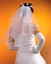 Schleier Brautschleier z.Brautkleid Hochzeitskleid neu