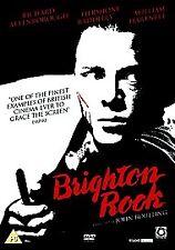Brighton Rock Dvd Richard Attenborough Brand New & Factory Sealed