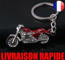 Porte clés moto homme métal chaîne voiture 4 couleurs bijoux Harley Yamaha Gsxr