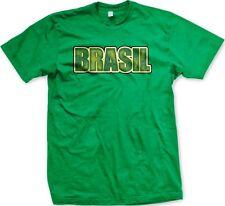 Brasil Brazil Brazilian Futbol Football Soccer 2014 World Cup - Men's T-shirt