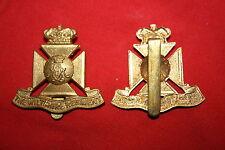 WILTSHIRE REGIMENT BRITISH ARMY CAP BADGE WWII STYLE