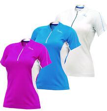 Dare2b Regain Womens Cycle Jersey Half Zip Cycling T-Shirt