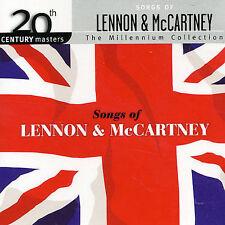 SONGS OF LENNON & MC CARTNEY by