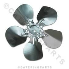200mm 8 Pulgadas Pulgadas Aluminio Nevera Congelador Motor De Ventilador Blade Pitch 31/34 ° golpe o chupar