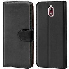 Handy Klapp Tasche Nokia 3.1 Schutz Hülle Flip Cover Slim Case Book Schutzhülle