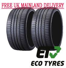 1X 2X Tyres 285 30 R19 98W XL House Brand E C 72dB