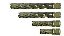 Taladro núcleo Ø 12-60mm, nitto uni-dad, longitud 30-110mm de acero inoxidable &