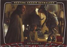 "Star Wars 30th Anniversary - RARE ""Anakin Skywalker"" Red Parallel Card #49"