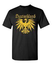 Deutschland German Eagle Germany Golden Eagle Tee Shirt 1855