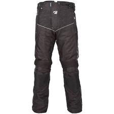 Spada Modena Textile Motorcycle Motorbike Trousers - Black