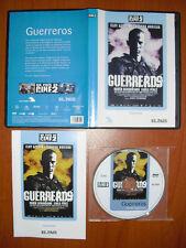 Guerreros (Warriors) [DVD] EL PAÍS Daniel Calparsoro,Eloy Azorín,Eduardo Noriega