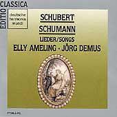 Elly Ameling ~ Schubert  Schumann: Songs / Lieder