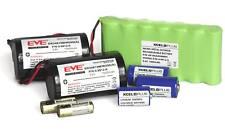 Visonic PowerMax Complete Alarm Battery Pack inc 0-9912-G, 0-9912-K & Sensors