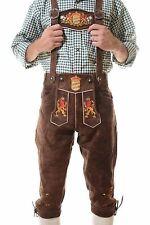 Oktoberfest Lederhosen German Costume German Outfit Tracht Bundhosen #BAYERN*