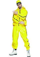 90s TV Star Ali G Style Rapper Fancy Dress Costume
