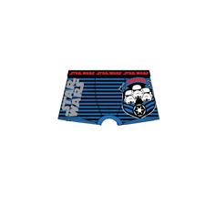 DISNEY boxer STAR WARS  2-3 / 4-5 / 6-8 ans caleçon bleu NEUF