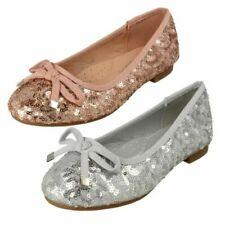 Girls Spot On Ballerina Shoes