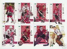 2003-04 Parkhurst Original Six Chicago Set - 100 Cards