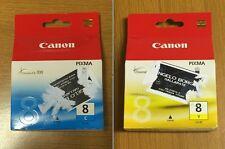 CANON PIXMA - iP / Pro / MP / MX series - CLI-8C / CLI-8Y