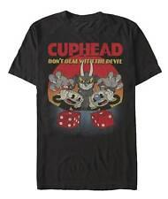 CUPHEAD OH NOES MEN'S T-SHIRT
