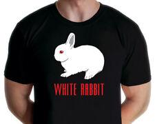 White Rabbit T-shirt (Jarod Art Design)