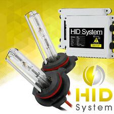 10000K Cool Blue H4 12V 35W Hi/Lo Beam Slim Bi-Xenon HID Conversion Kit 1 Set