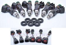 fit Nissan Skyline RB25DET rb25 gts-t gts-s r34 r33 bosch 750cc Fuel Injectors