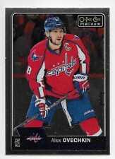 16/17 O-PEE-CHEE PLATINUM BASE Hockey (#51-100) U-Pick From List