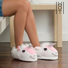 Pantofole da stanza morbile pratiche comode rilassanti Unicorno Wagon Trend