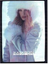 PUBLICITE ADVERTISING 2011  NAPAPIJIRI pour l'hiver