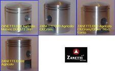 Nuevo Set Kit Con Anillo Anillos de Pistón para Motor Pistones Std completa se ajusta Zanetti