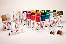 Edding Permanent Spraydosen verschiedene Farben je 200ml (100ml=5,70€/6,50€)