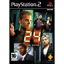 24: el juego (Sony Playstation 2, 2006) - Versión Europea