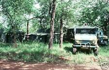 Rhodesian RLI Field Hospital COLOR Photo