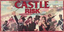 1986 Castle Risk Game Replacement Parts Pieces Armies Parker Brothers