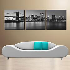 NYC Skyline/MANHATTAN/WTIN TOWER Memorial framed canvas art/betterThan stretched