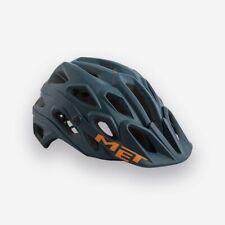 MET Lupo 2018 Mountain Bike Ciclismo Casco-Nero opaco/arancio