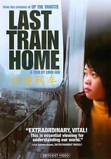 DVD: Last Train Home, Lixin Fan. Good Cond.: Chen Suqin, Zhang Qin, Zhang Yang,